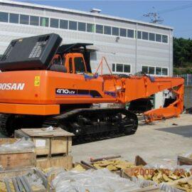 Экскаватор-разрушитель Doosan S470LC-V Demolition