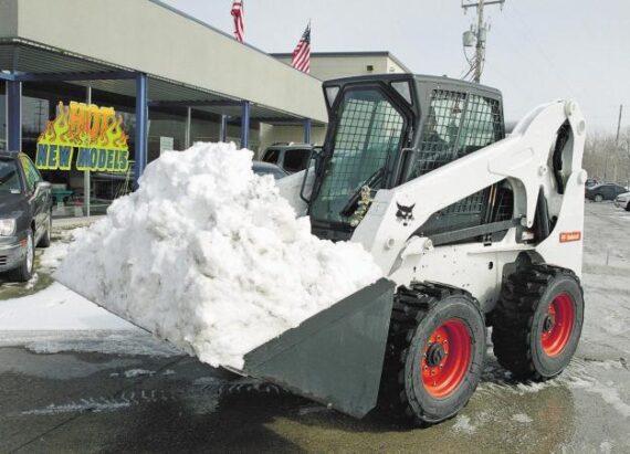 Ковш для снега Bobcat