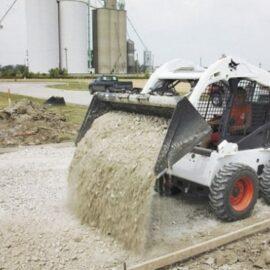 Ковш для удобрений и зерна Bobcat