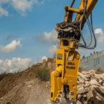 Гидроножницы для разрушения бетона серии RV