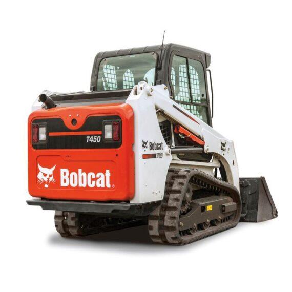 Мини-погрузчик Bobcat T450