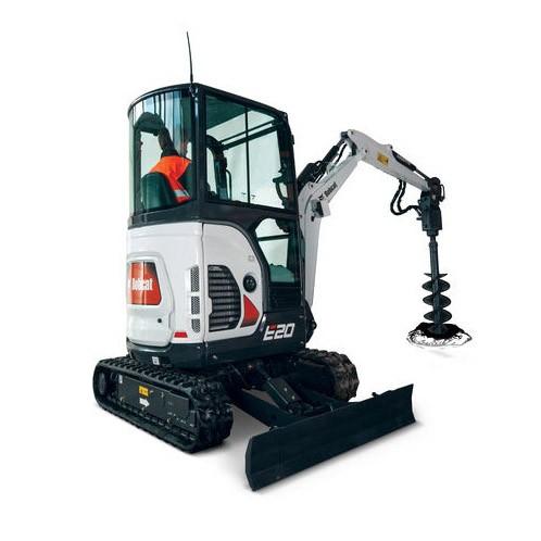 Мини-экскаватор Bobcat E20