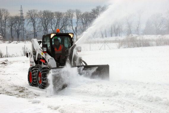 Снегоочиститель роторный Bobcat