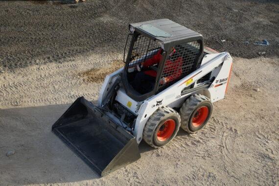 Мини-погрузчик Bobcat S450
