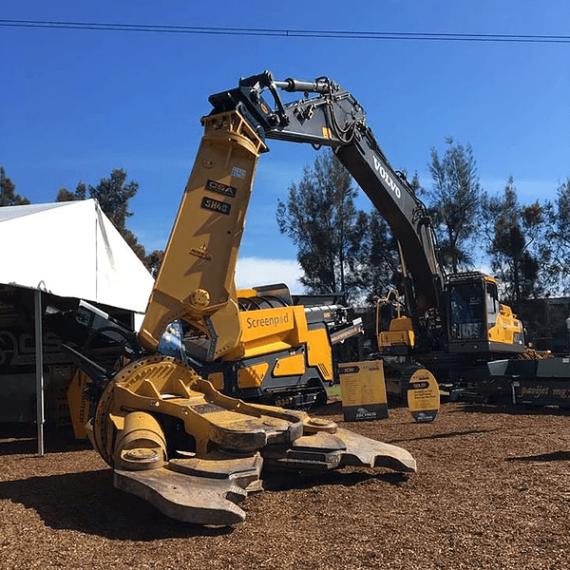 Гидроножницы для разрушения бетона серии RS