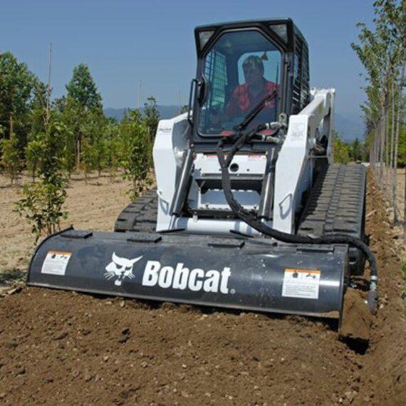 Культиватор роторный Bobcat