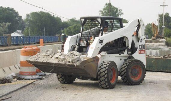 Ковш для грунта Bobcat