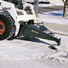 Скрепер скалыватель льда Bobcat