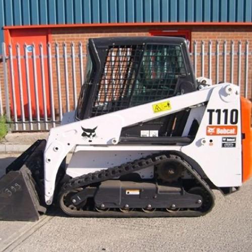 Мини-погрузчик Bobcat T110