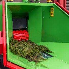 Измельчитель Green Mech Combi 200